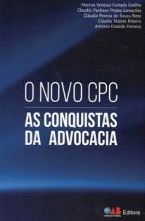O Novo CPC: As conquistas da advocacia – 2015